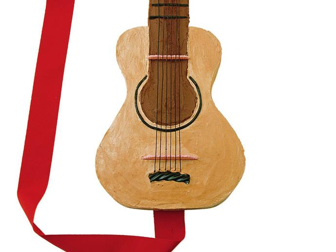 """**[Guitar shaped birthday cake](https://www.womensweeklyfood.com.au/recipes/guitar-3344