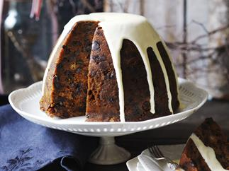 gluten-free steamed pudding
