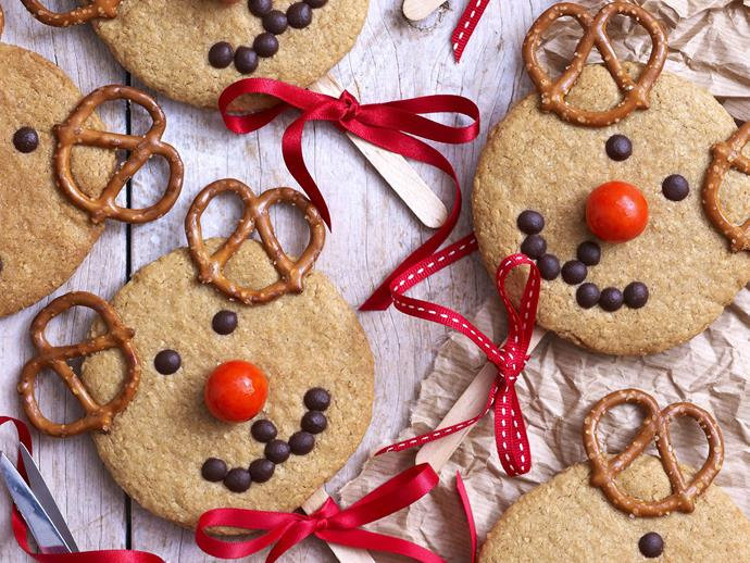 "[Rudolf the reindeer cookies](http://www.foodtolove.com.au/recipes/rudolf-the-reindeer-cookies-30415|target=""_blank"")."