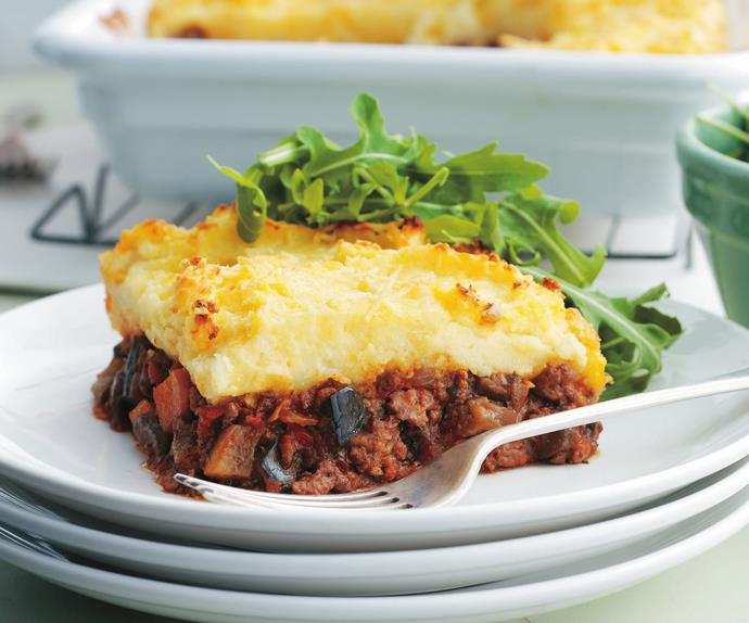 italian cottage pie