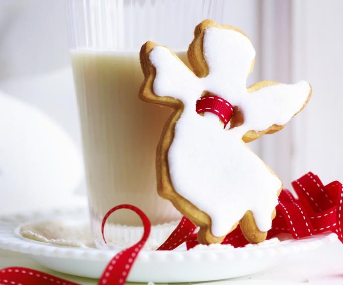 ANGEL GIFT TAG Cookies