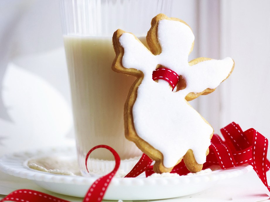 "**[How to make edible angel gift tag cookies](https://www.womensweeklyfood.com.au/recipes/angel-gift-tag-cookies-7749|target=""_blank"")**  Edible gift tag cookies are an adorable way to personalise your presents this Christmas - but perhaps wait until Christmas Day to attach them to your gifts."