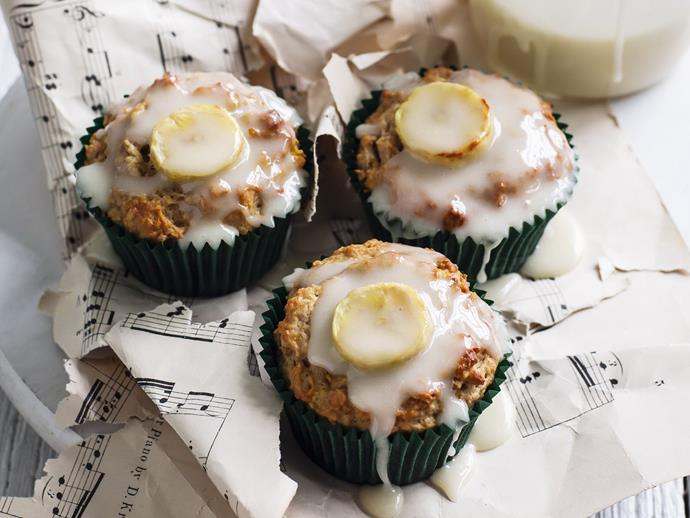 "**[Wheaty banana muffins](https://www.womensweeklyfood.com.au/recipes/wheaty-banana-muffins-7826|target=""_blank"")**  Classic banana muffins have been given a local twist by adding a well known national breakfast cereal to the mix."
