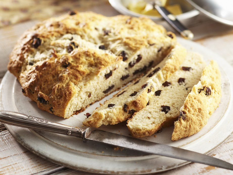 """Give this traditional Aussie bread a boozy, fruity makeover with this [rum and raisin damper recipe.](https://www.womensweeklyfood.com.au/recipes/rum-and-raisin-damper-14672 target=""""_blank"""")"""