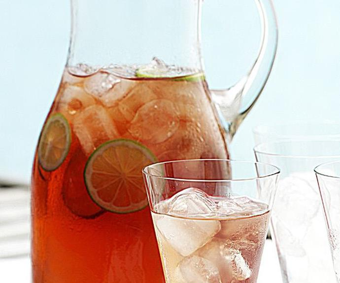 lemon, lime and bitters punch