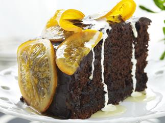 brandy marmalade chocolate cake