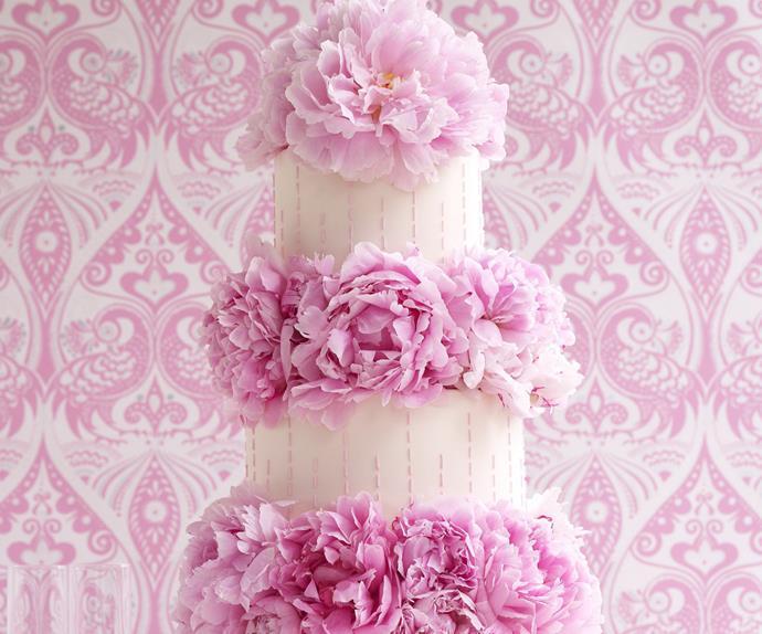 wedding cake   Wonder