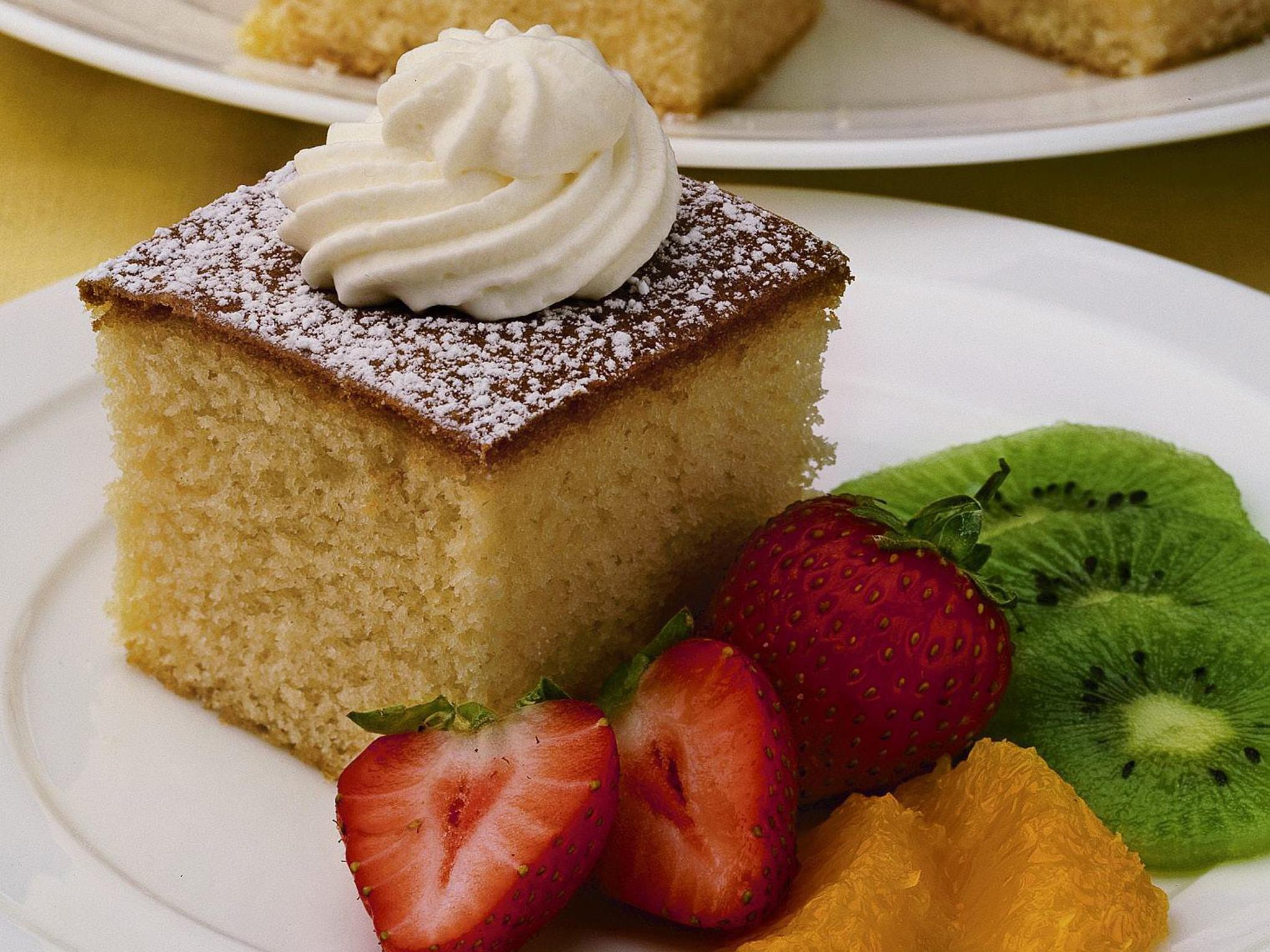 Vonnie S Sand Cake Recipe