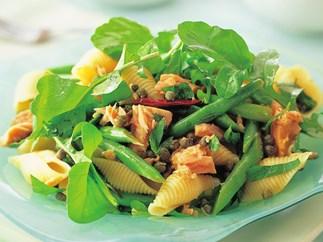 Chilli tuna pasta salad