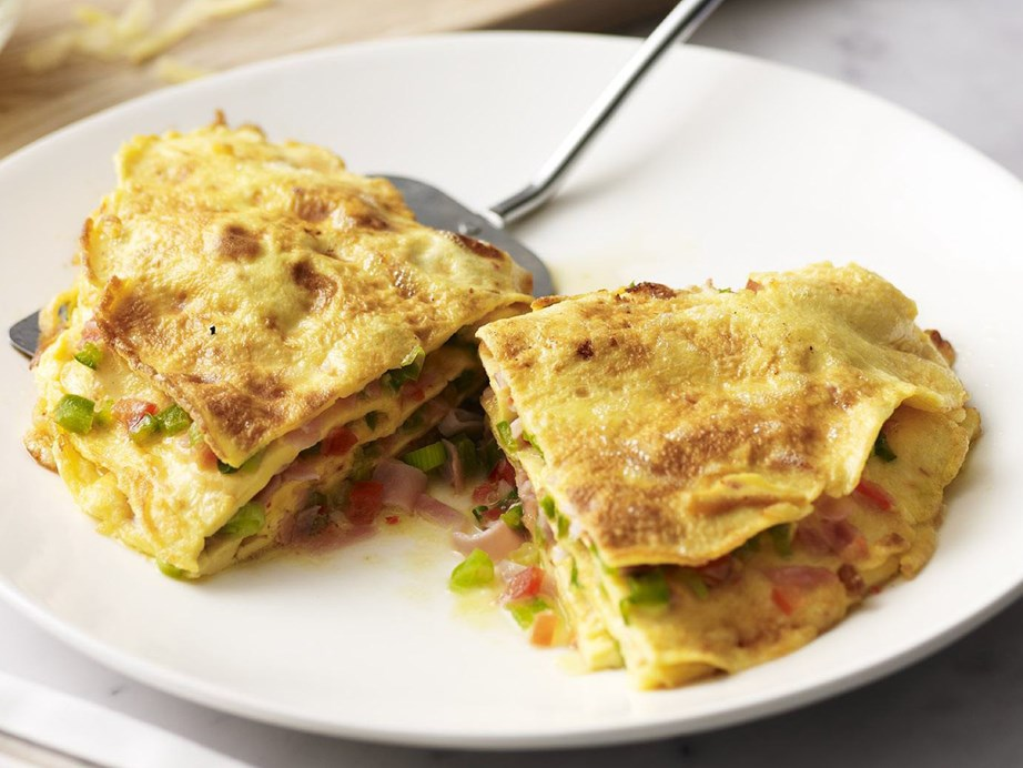 "**[Denver omelette](https://www.womensweeklyfood.com.au/recipes/denver-omelette-14894|target=""_blank"")** This omelette is called a ""Western"" in most states east of the Mississippi River and a ""Denver"" in the western half of the United States."