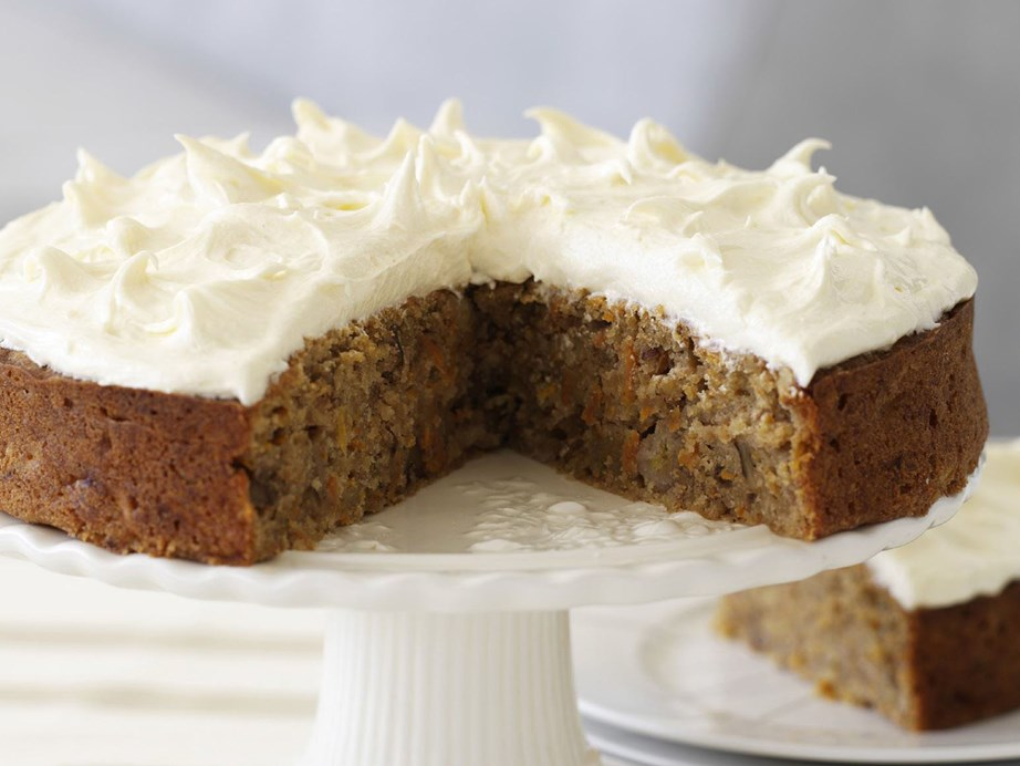 "For when you can't choose between carrot and banana there's this [carrot and banana cake](https://www.womensweeklyfood.com.au/recipes/carrot-and-banana-cake-14411|target=""_blank"") (with cream cheese frosting of course!)"