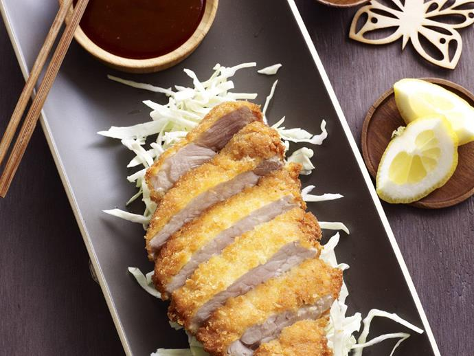 """**[Tonkatsu,](https://www.womensweeklyfood.com.au/recipes/tonkatsu-14507