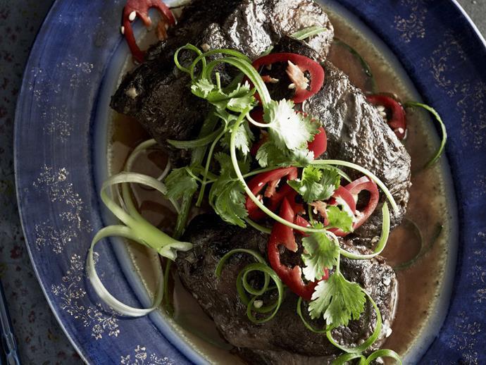 """**[Chinese braised beef cheeks](https://www.womensweeklyfood.com.au/recipes/chinese-braised-beef-cheeks-13910 target=""""_blank"""")**"""