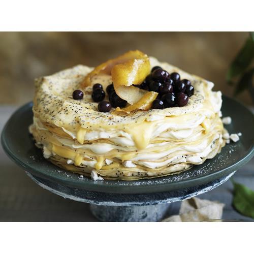 Lemon Poppy Seed Cake Women S Weekly