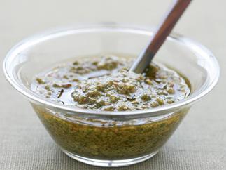 coriander and chilli