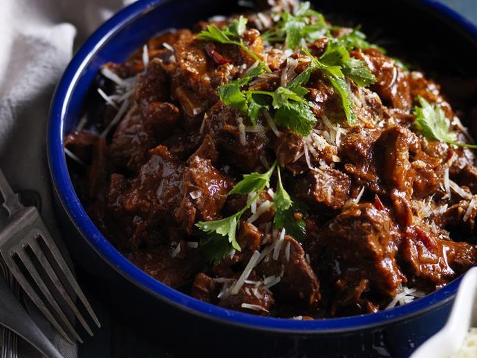 "**[Beef & porcini mushroom stew with parmesan mash](http://www.womensweeklyfood.com.au/recipes/beef-and-porcini-mushroom-stew-with-parmesan-mash-13539|target=""_blank"")**"