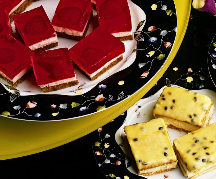 Delightful slices