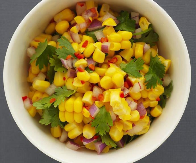 CORN & CHILLI SALSA