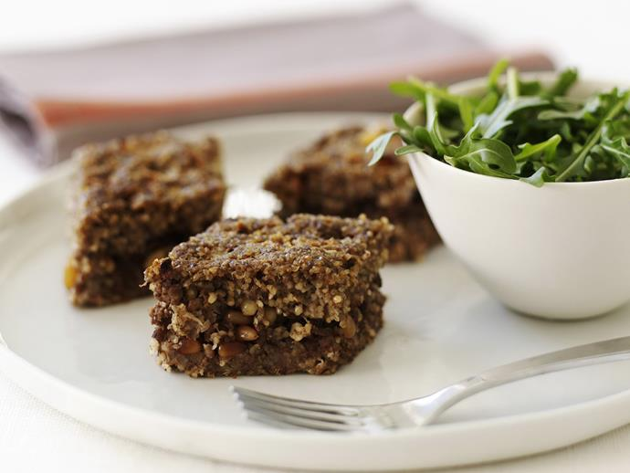 """Considered the national dish of many Middle Eastern nations, [Kibbeh](https://www.womensweeklyfood.com.au/recipes/baked-kibbeh-13168