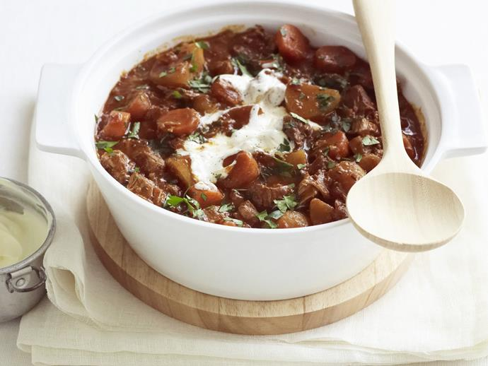 """**[Hungarian veal goulash](https://www.womensweeklyfood.com.au/recipes/hungarian-veal-goulash-13192