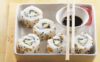 inside-out rolls