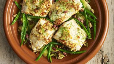 Chilli fish tagine