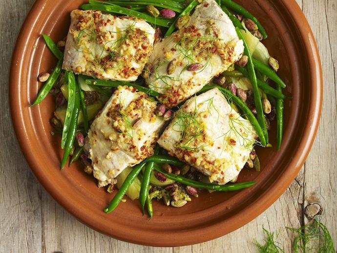 "**[Chilli fish tagine](https://www.womensweeklyfood.com.au/recipes/chilli-fish-tagine-12796|target=""_blank"")**"