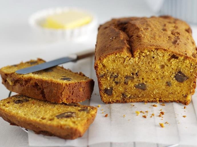"""**[Kumara and pecan loaf](https://www.womensweeklyfood.com.au/recipes/kumara-and-pecan-loaf-12880