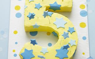 number cakes decorating ideas