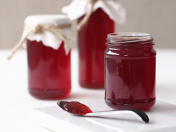 """**[Quince jelly](https://www.womensweeklyfood.com.au/recipes/quince-jelly-12017