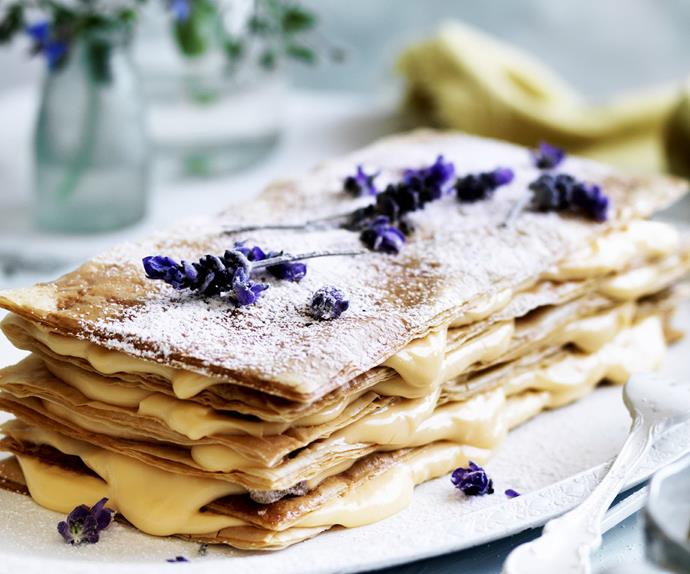 Lavender fillo MILLE FEUILLE