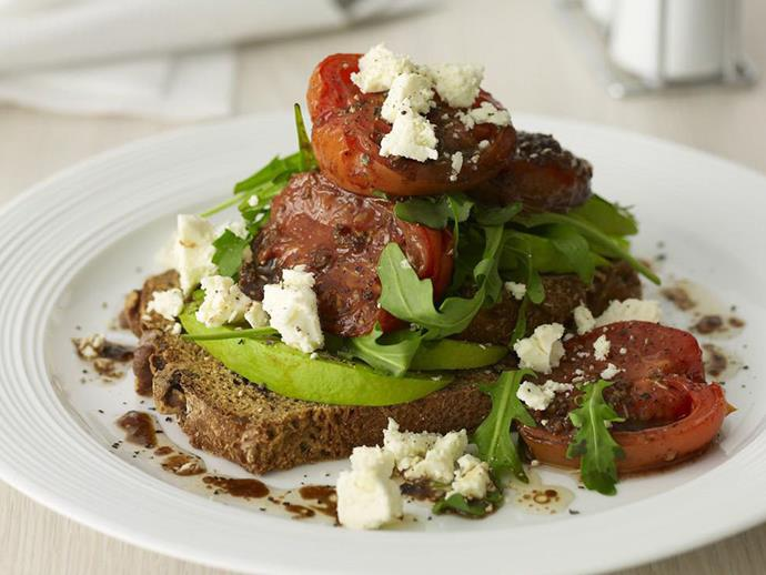 """**[Avocado and fetta toasties](https://www.womensweeklyfood.com.au/recipes/avocado-and-feta-toasties-11312