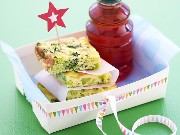 """**[Broccoli and cheese frittata](https://www.womensweeklyfood.com.au/recipes/broccoli-and-cheese-frittata-11403