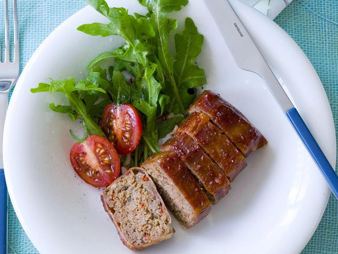 """**[Meatloaves with barbecue glaze](https://www.womensweeklyfood.com.au/recipes/meatloaves-with-barbecue-glaze-10627