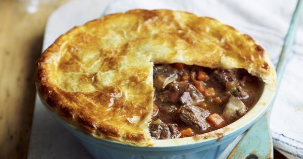 Steak and kidney pie | Australian Women's Weekly Food