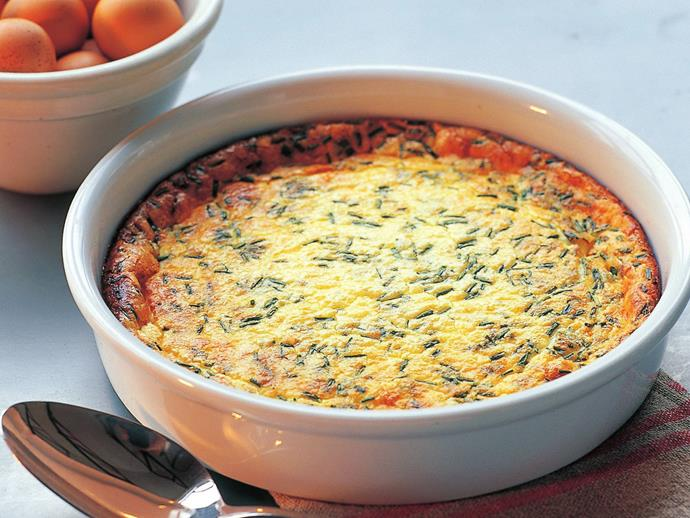 """A crispy and delicious [mashed potato casserole](https://www.womensweeklyfood.com.au/recipes/mashed-potato-casserole-4520