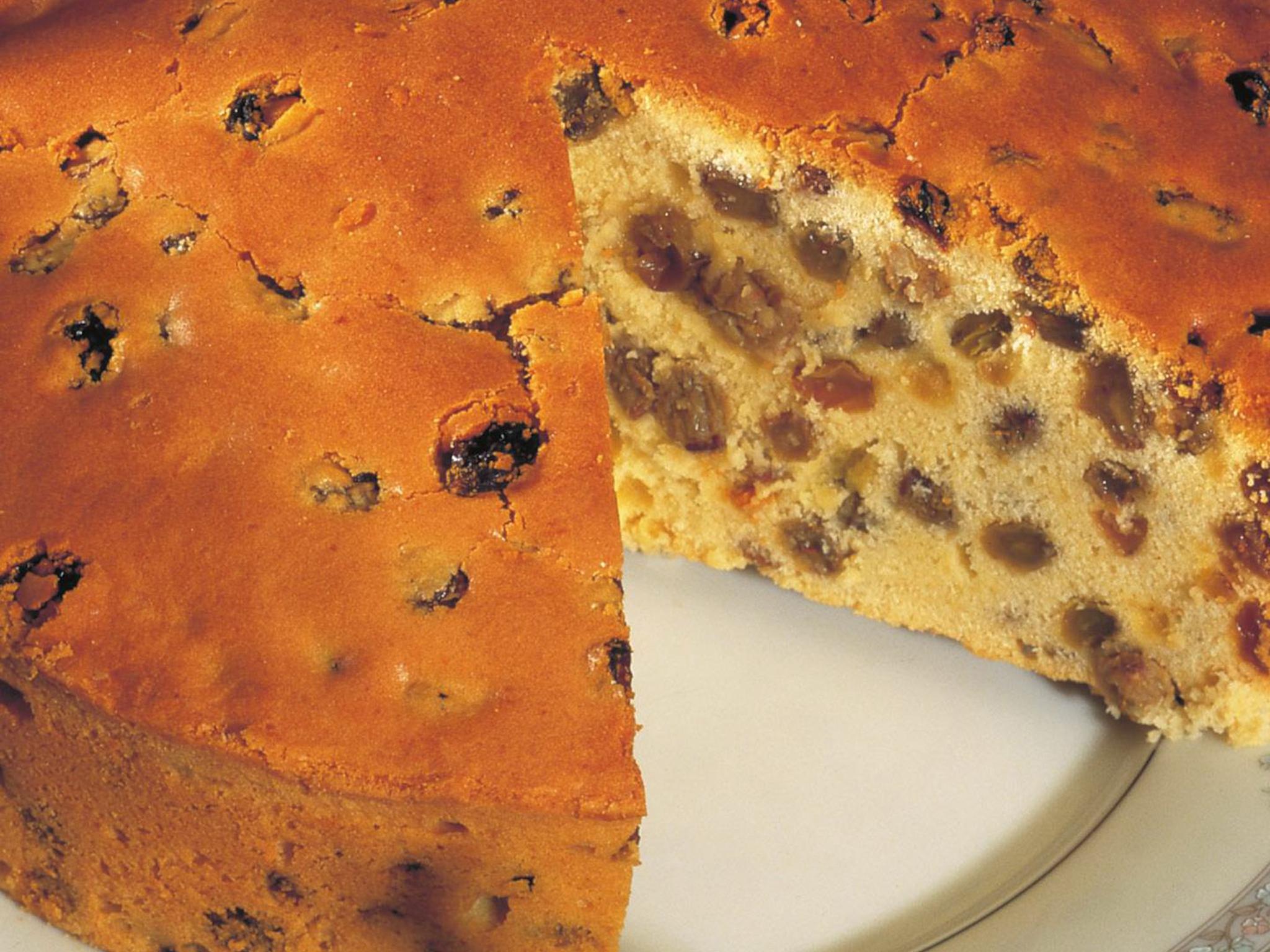 Delia Smith Sultana Cake Recipe