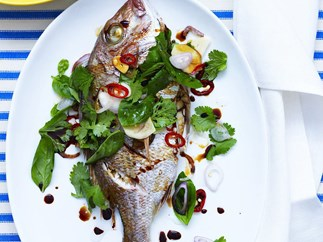 chinese-style baby snapper