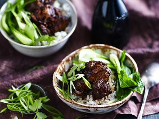 CHINESE-BRAISED VEAL