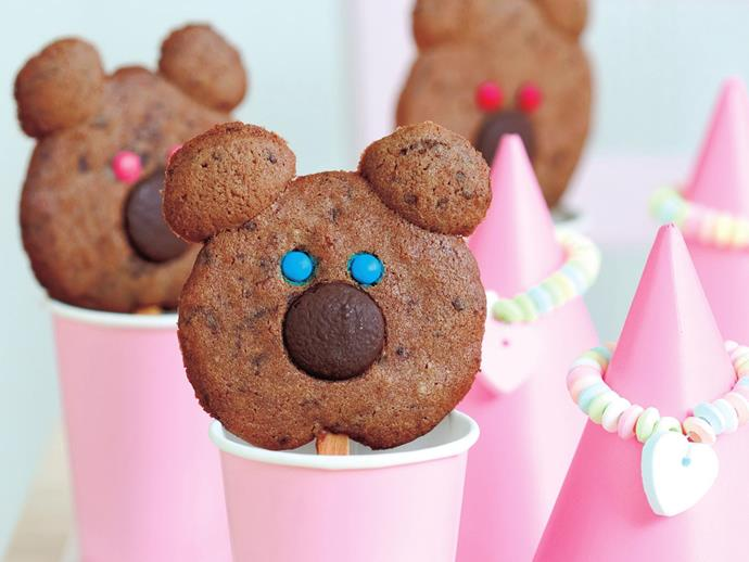 """**[Teddy bear biscuits](https://www.womensweeklyfood.com.au/recipes/teddy-bear-biscuits-10472