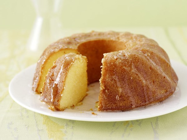 All Recipes Lemon Yogurt Cake: Semolina And Yoghurt Lemon-syrup Cake Recipe