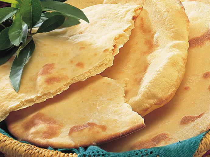 "**[Pita bread](https://www.womensweeklyfood.com.au/recipes/pita-bread-4089|target=""_blank"")**"