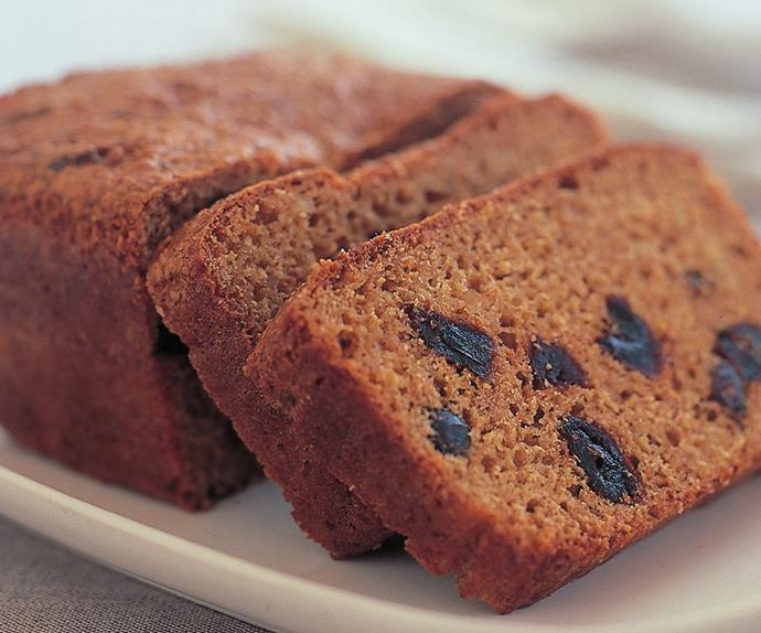 wholemeal date loaf