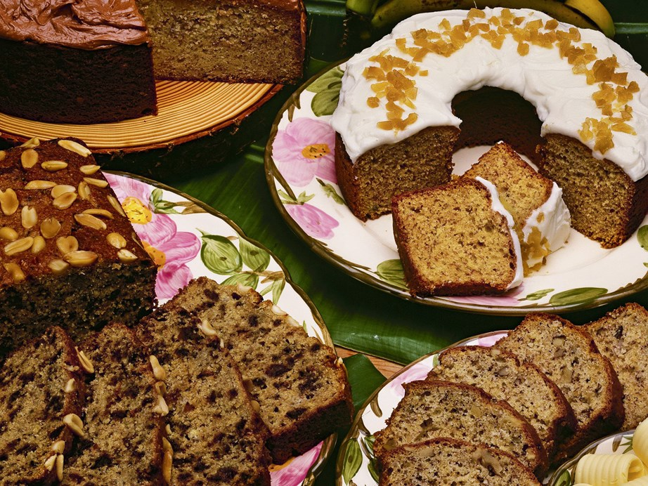 "**[Banana and walnut bread](https://www.womensweeklyfood.com.au/recipes/banana-walnut-bread-10250|target=""_blank"")**   With deliciously earthy walnuts, this banana bread is perfect for those that don't have a huge sweet tooth."