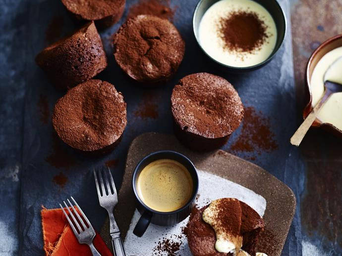 "**[Chocolate hazelnut puddings with creme anglaise](https://www.womensweeklyfood.com.au/recipes/chocolate-hazelnut-puddings-with-creme-anglaise-9726|target=""_blank"")**"