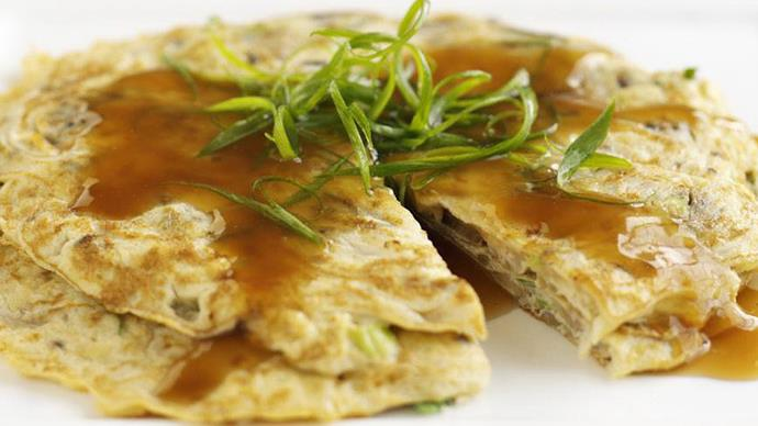 Chinese omelettes