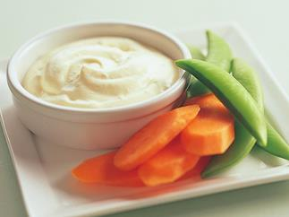 ricotta and fetta dip