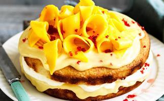 Mango recipes for dessert