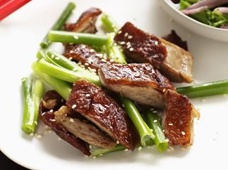 Chinese duck recipes for dinner tonight