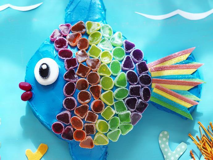 "**[Rainbow fish](https://www.womensweeklyfood.com.au/recipes/rainbow-fish-3520|target=""_blank"")**"